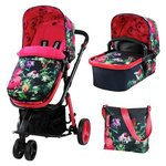 more details on Cosatto Giggle 2 Travel System - Tropico.