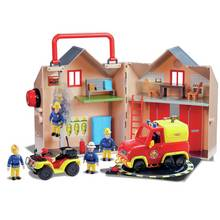 Fireman Sam Fire Station Rescue Set