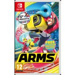 more details on Arms Nintendo Switch Pre-Order Game