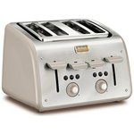 more details on Tefal Maison 4 Slice Toaster - Grey.