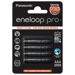 more details on Eneloop Pro 930 mAh Rechargeable AAA Batteries - 4 Pack.