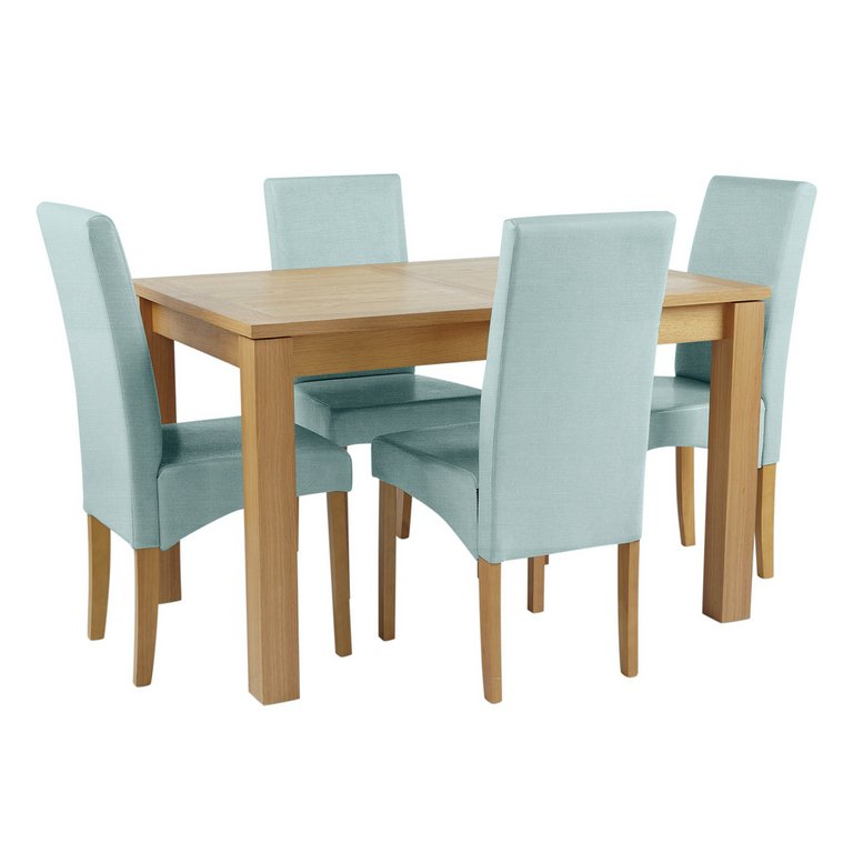Buy Collection Swanbourne Oak Veneer Table amp 4 Chairs  : 5539071RSETMain768ampw620amph620 from www.argos.co.uk size 620 x 620 jpeg 28kB