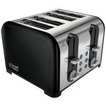 more details on Russell Hobbs 22405 Westminster 4 Slice Toaster – Black.