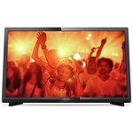 more details on Philips 24PHT4031/05 24 Inch HD Ready FVHD TV.