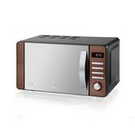 more details on Swan SM22090COPN Standard Microwave - Copper.