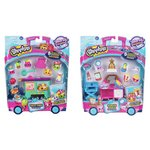more details on Shopkins S7 Deluxe Packs - 2 Asst.
