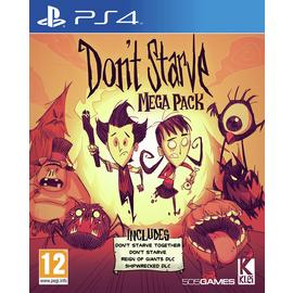 Don't Starve Mega Pack PS4 Game