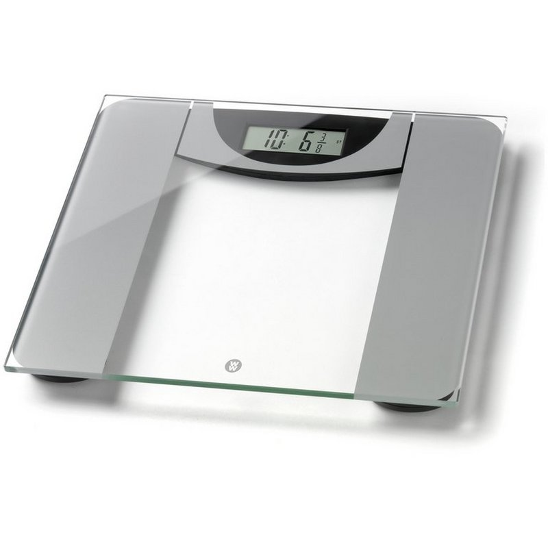 Weight Watchers Precision Glass Electronic Scale from Argos