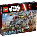 more details on LEGO Star Wars Captain Rex's AT-TE - 75157.