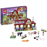 more details on LEGO Friends Heartlake Riding Club - 41126.