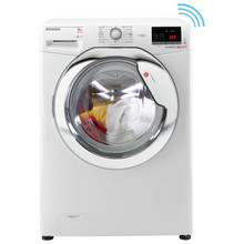 Hoover One Touch DXOC68C3 8KG 1600 Spin Washing Machine Best Price, Cheapest Prices