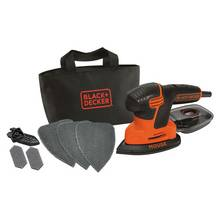 Black & Decker Premium Mouse Corded Orbital Sander