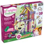 more details on K'NEX Mighty Makers Inventors Clubhouse Playset.