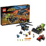 more details on LEGO Super Heroes Batman Scarecrow Harvest - 76054.