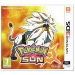 more details on Pokemon Sun Nintendo 3DS Game.