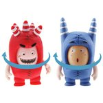 more details on Oddbods Face Changer Figurine Twin Pack.