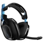 more details on Astro A50 Wireless 7.1 Gaming Headset for PS4 and PC - Black