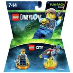 more details on Lego Dimensions Lego City Undercover Fun Pack Pre-Order