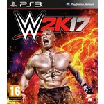 more details on WWE 2K17 - PS3.