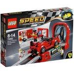 more details on LEGO Ferrari FXX K and Development Manager - 75882.