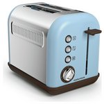 more details on Morphy Richards 222003 Accents Two Slice Toaster - Azure.