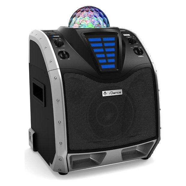 Buy iDance XD200 Bluetooth Karaoke Lights Machine at Argos ...