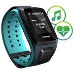 more details on TomTom Runner 2 Cardio + Music - Blue.