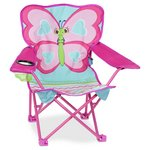 more details on Melissa and Doug Cutie Pie Butterfly Camp Chair.