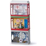 more details on Secret Life Of Pets Mini Pet Apartment with Assorted Figures