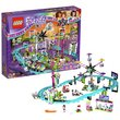 more details on LEGO Friends Amusement Roller Coaster Playset - 41130.