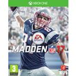 more details on Madden NFL 17 Xbox One Game.