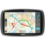 more details on TomTom GO 50 5 Inch Traffic Sat Nav Europe Lifetime Maps.