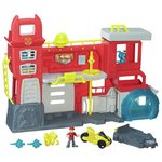 more details on Transformers Robot Rescue Bot Headquarters.