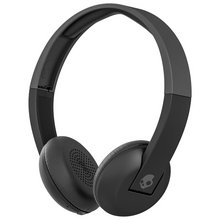 Skullcandy Uproar Wireless On-Ear Headphones - Black/Grey