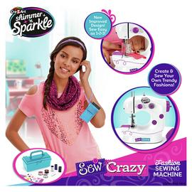 Shimmer 'n' Sparkle Sewing Machine