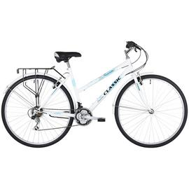 Classic Touriste 28 inch Wheel Size Womens Hybrid Bike