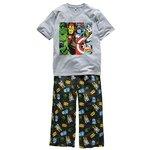 more details on Men's Avengers Pyjamas - Size Medium.