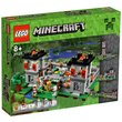 more details on LEGO Minecraft The Fortress - 21127.