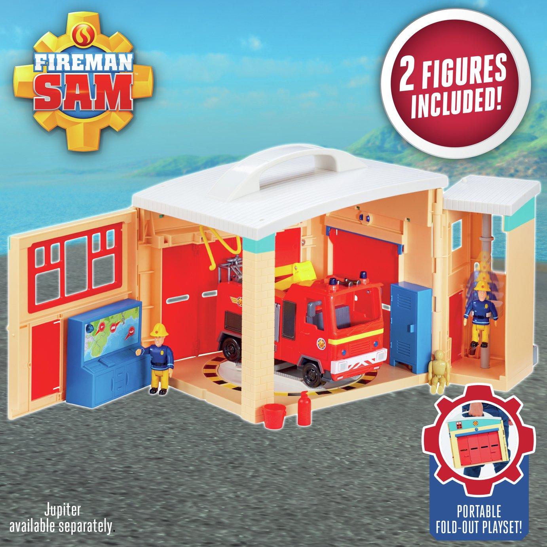 Fireman Sam Pontypandy Fire Station Part 91