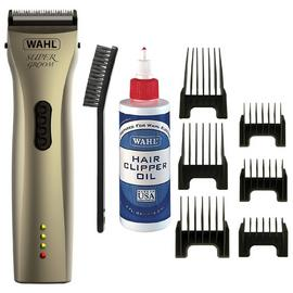 Wahl Super Groom Premium Rechargeable Pet Clipper