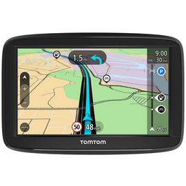 TomTom START 52 5 Inch Sat Nav UK & ROI Lifetime Maps
