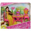 more details on Disney Princess Be Our Guest Dining Set + Belle Doll