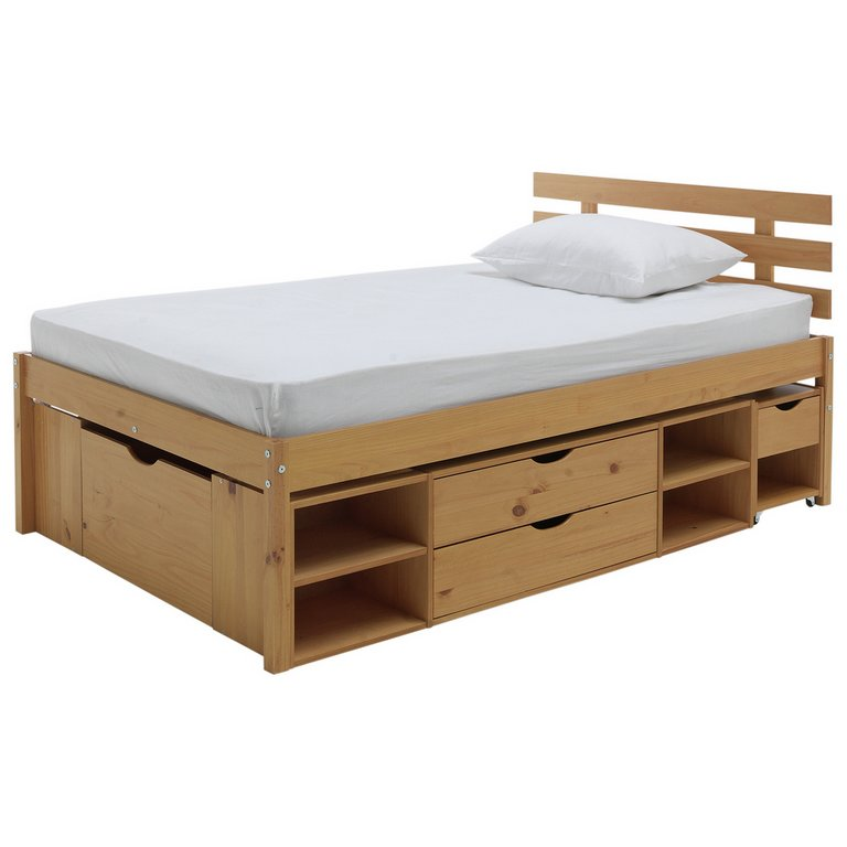 bed frame with storage and headboard buy collection ultimate storage ii small bed frame 20228