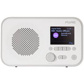 Pure Elan E3 Portable DAB+/FM Radio - Dove Grey