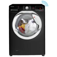 Hoover DXOC69C3B 9KG 1600 Spin Washing Machine - Black Best Price, Cheapest Prices