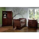 more details on Obaby Stamford 3 Piece Room Set - Walnut.