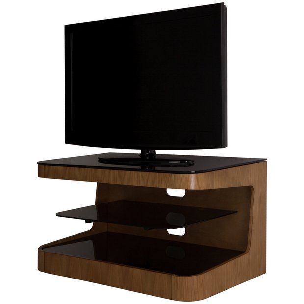buy avf up to 40 inch tv stand oak at your. Black Bedroom Furniture Sets. Home Design Ideas