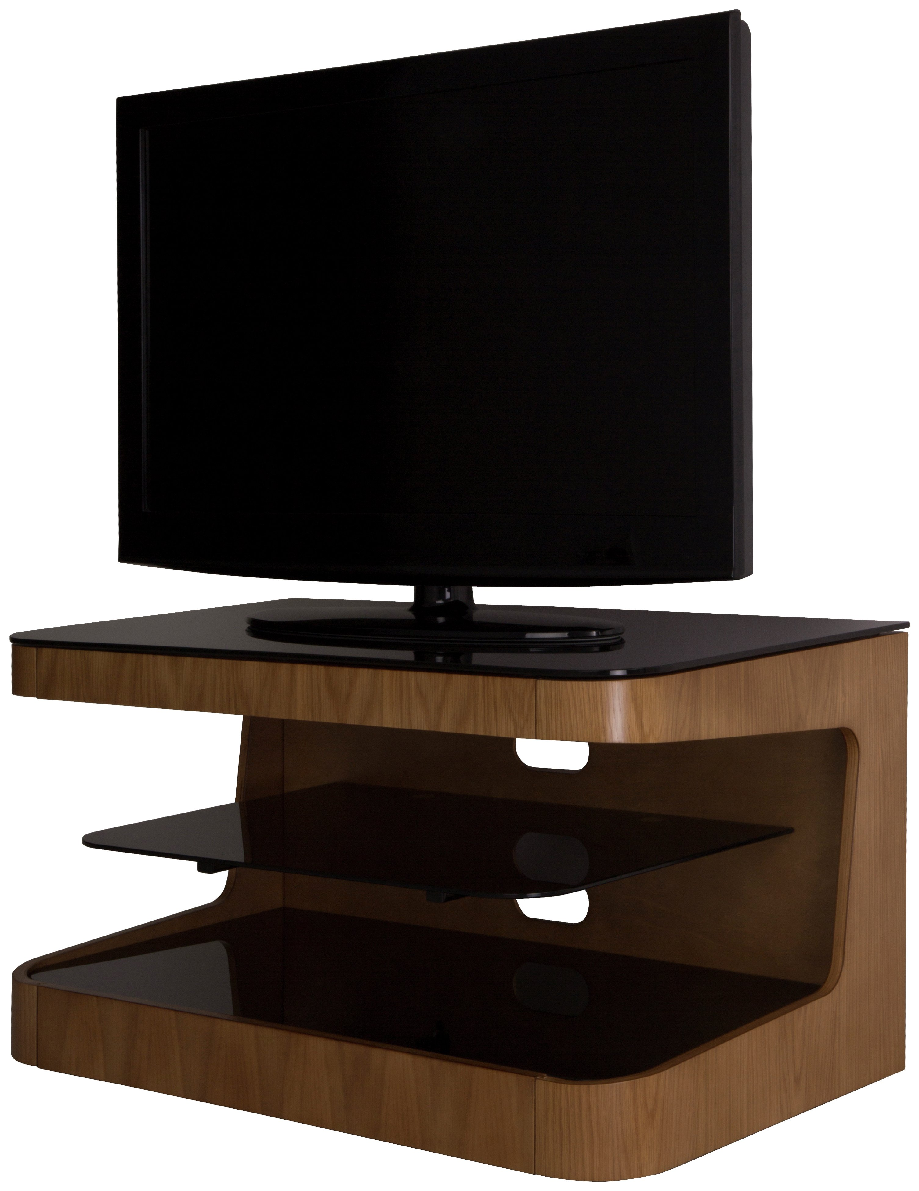 AVF Up to 40 Inch Wood TV Stand - Oak Results for inch tv