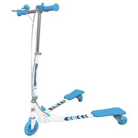 Ozbozz Scissor Scooter - Blue