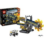 more details on LEGO Technic Bucket Wheel Excavator - 42055.